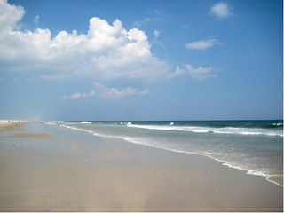 Assateague National Seashore Looking Back up Toward Ocean City, Maryland | by DaffodilLane