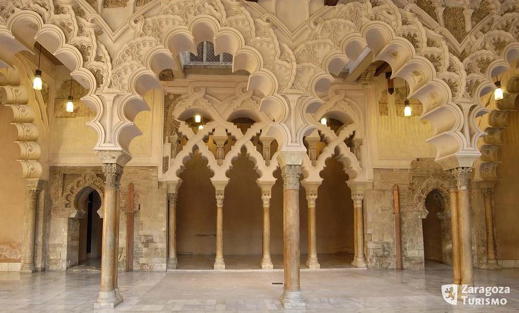 Palacio de la Aljafería / Aljaferia Palace  Zaragoza Turismo  Flickr