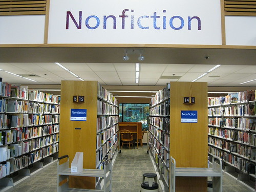 Adult nonfiction | by Timberland Regional Library