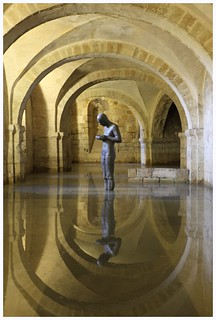 Crypt of Winchester Cathedral | by Filip Makowski