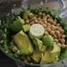 avocado & garbanzos