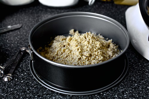 cinnamon hazelnut brown sugar crumbs | by smitten kitchen