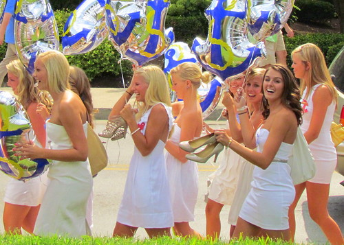 Bid Day 2011 | by University of Kentucky