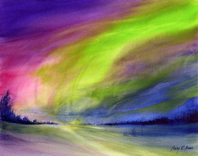 Northern Lights The Northern Lights The Aurora Borealis