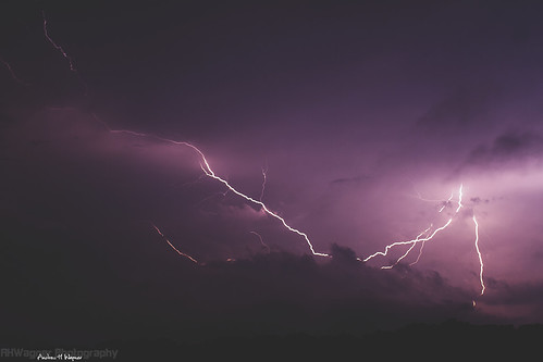 Lightning [08.14.11] | by Andrew H Wagner | AHWagner Photo