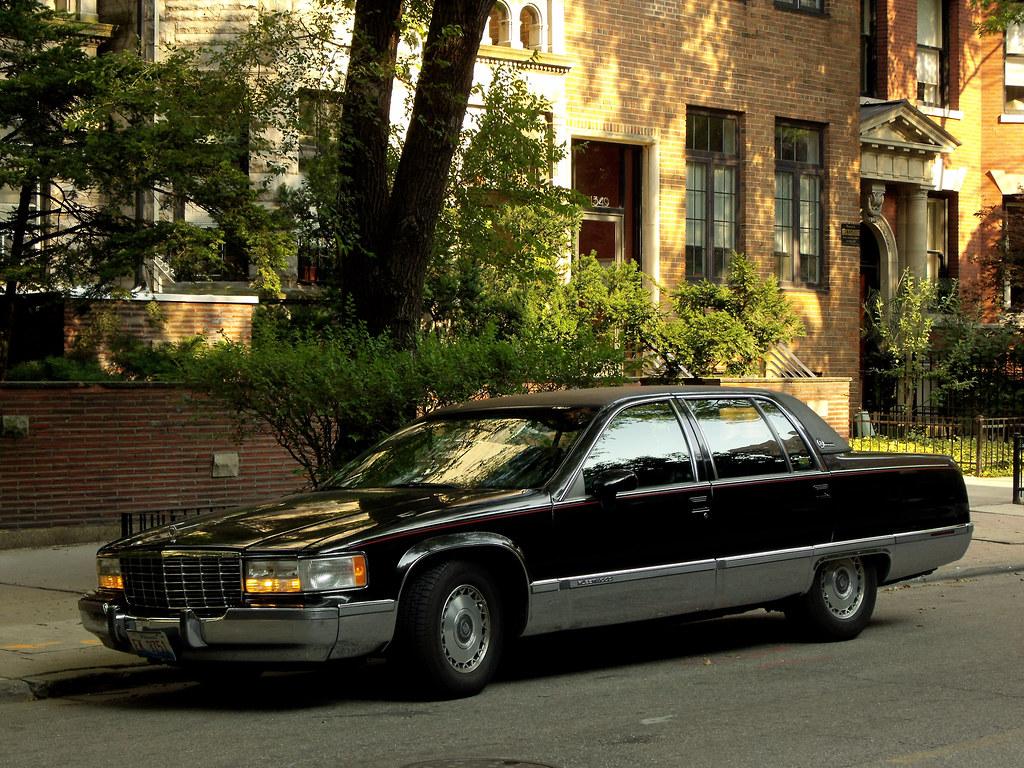 1994 Cadillac Fleetwood Brougham | FiatTipoElite | Flickr