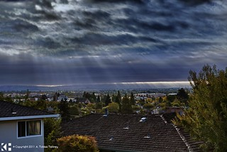 HDR: Sunrise in Suburbia V1 | by T bias
