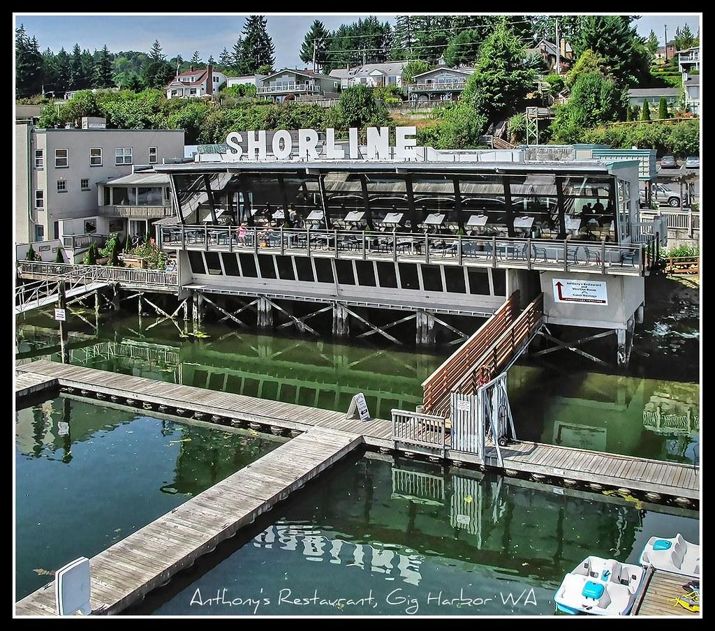 Anthonys Restaurant Gig Harbor Wa Aka The Shorline Img2 Flickr