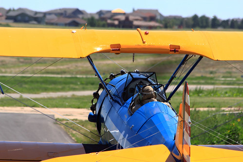 Rods 1941 Stearman 1941 Boeing Stearman