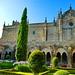 Tui, Galice, Espagne, Cathédrale, Catedral de Santa Maria de Tui 39, le cloître
