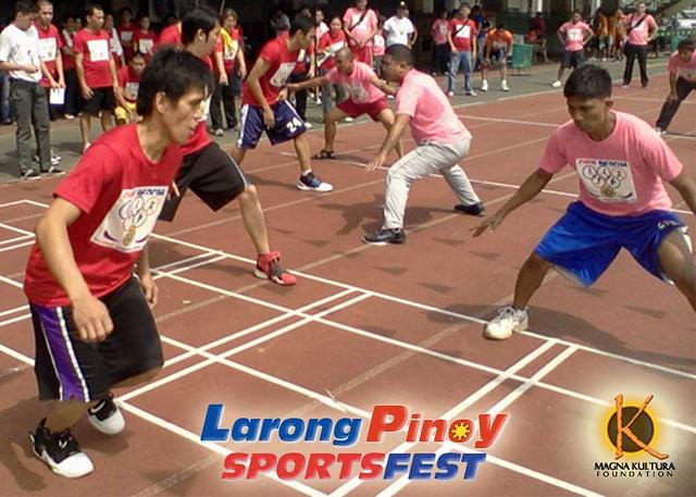 Larong Pinoy Patintero match1