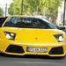 Yellow Devil: Lamborghini Murciélago LP640.
