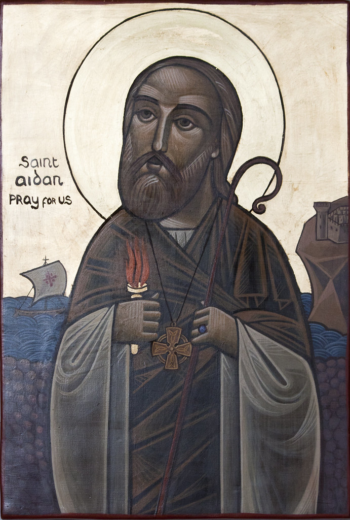Image result for st aidan