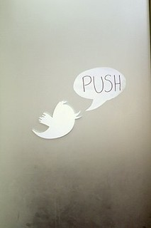 Twitter door Push | by David Lebovitz
