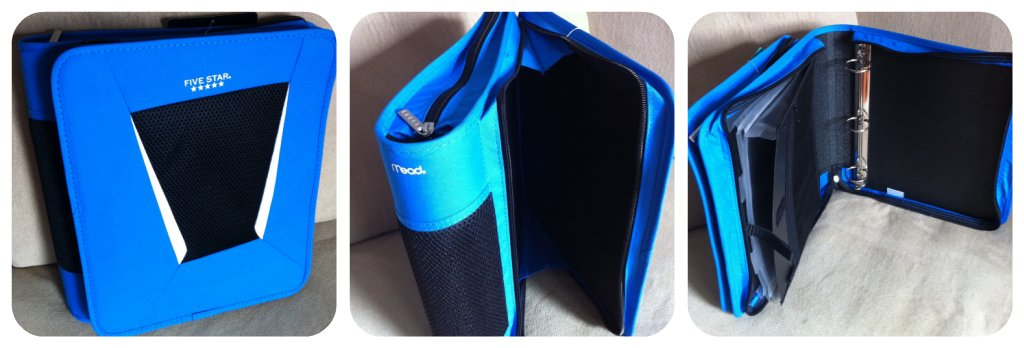 Xpanz Zipper Binder By Five Star Diana Flickr