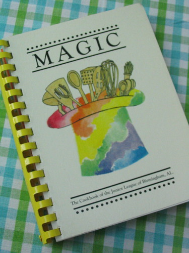 MAGIC, JUNIOR LEAGUE OF BIRMINGHAM COOKBOOK | by TheVintageRead