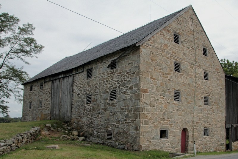 Old Stone Barn Lancaster Co Pa You Can Get An Idea Of