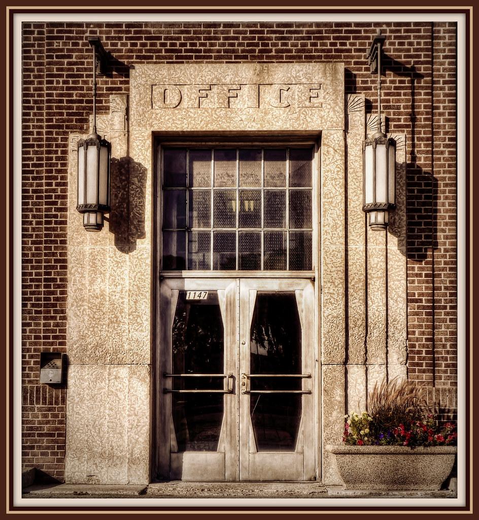 Art Deco Entranceway | By Garry9600 Art Deco Entranceway | By Garry9600