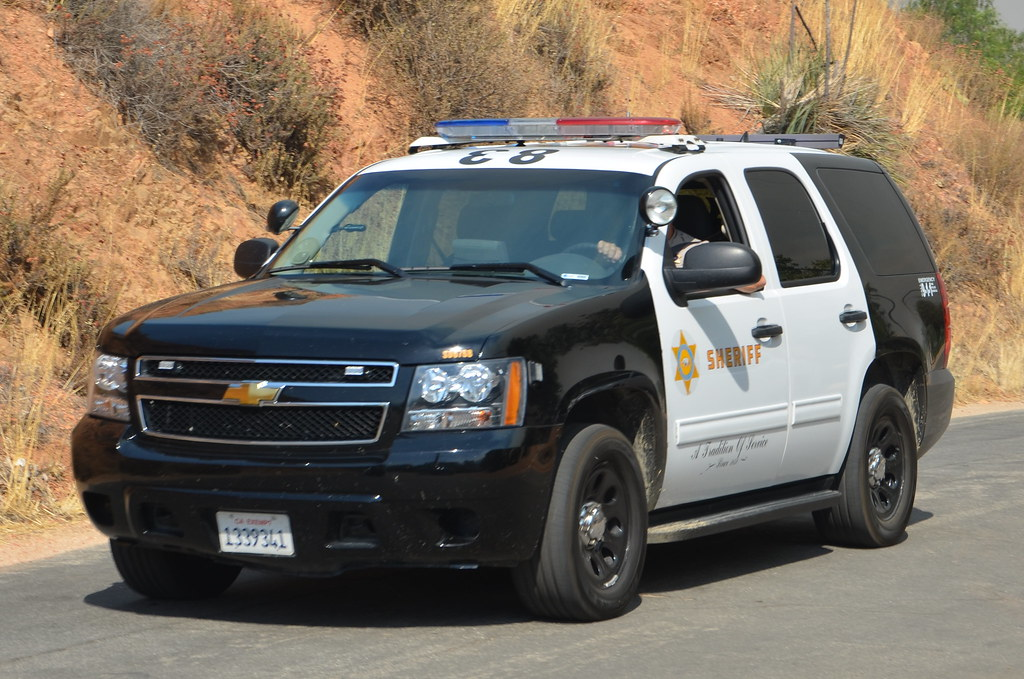 Los Angeles County Sheriff S Department Lasd Chevy Tah
