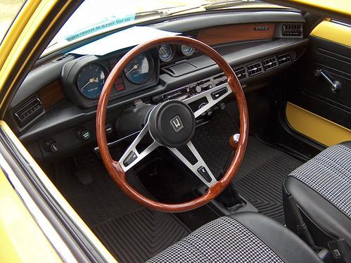 1975 Honda Civic Cvcc Dash Ate Up With Motor Flickr
