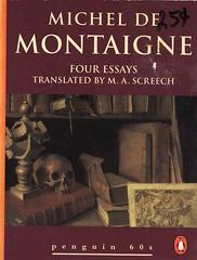 Four Essays Penguin 60s