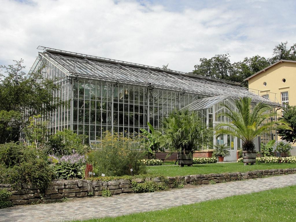 Botanischer Garten Potsdam Der Botanischer Garten