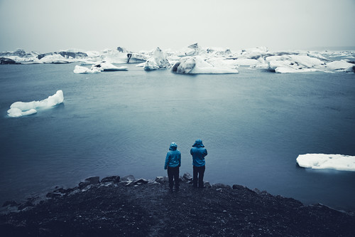 A Swan Song For Icebergs | by Rasmus Hartikainen