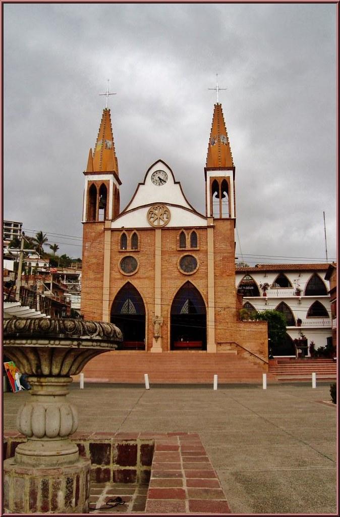 Parroquia De Nuestra Seora Del Refugio Puerto Vallarta