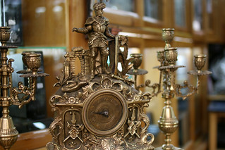 ornate clock | by Serenae