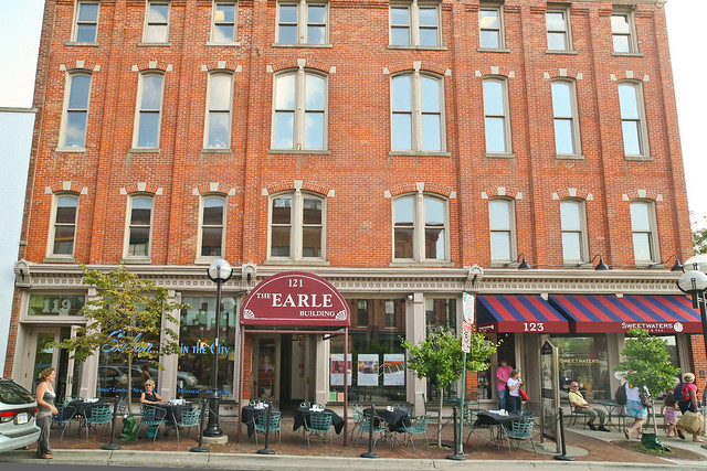 The Earle Building Downtown Ann Arbor Mi Flickr Photo