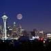 Seattle Moon