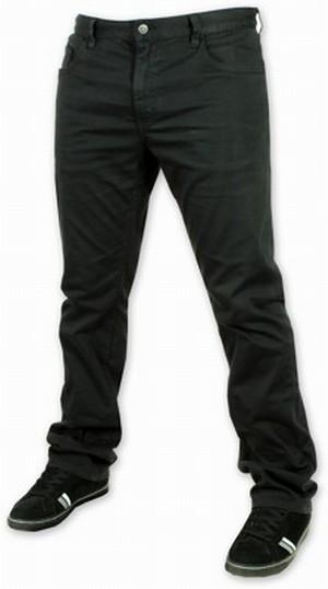 Black Pants With Beige Shoes Men
