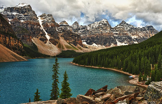 Moraine Lake - the Rockpile View | by Jeff Clow