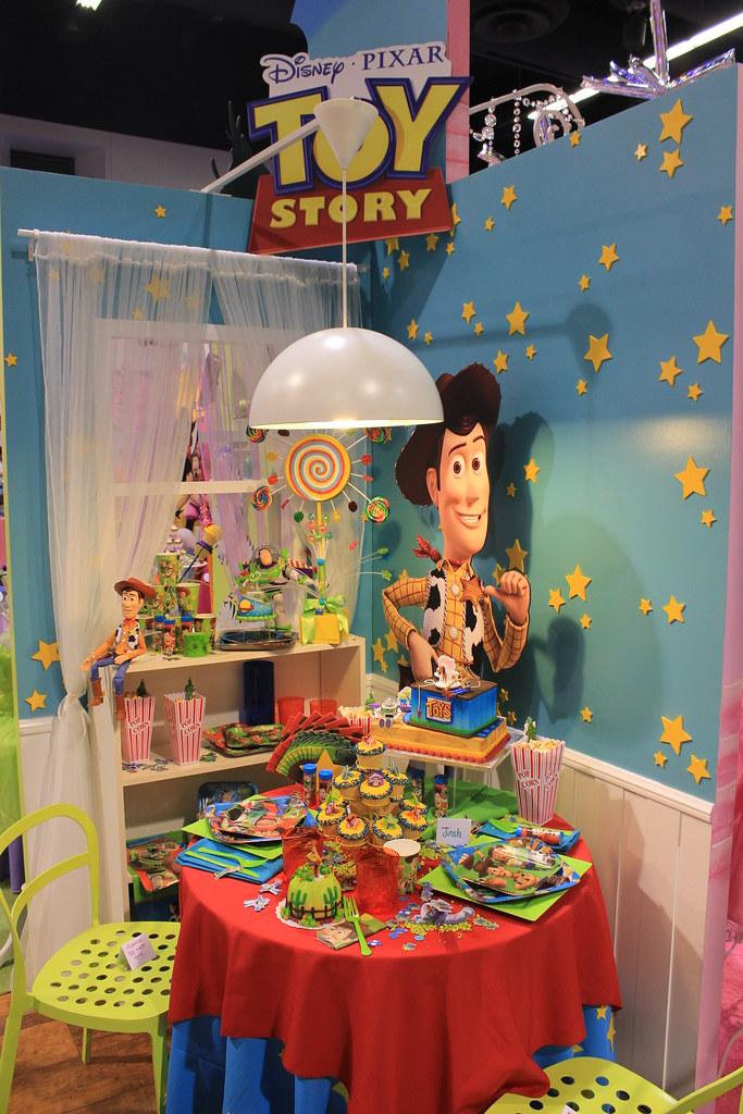 Toy Story Birthday Decoration Ideas