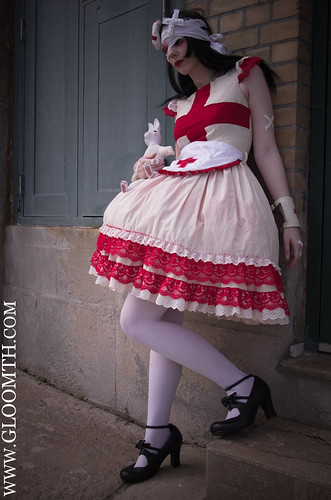 gurololita outfit gloomth