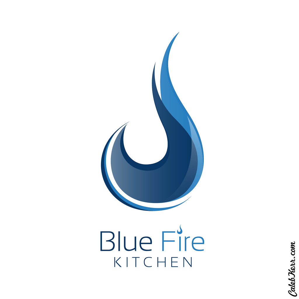 Blue Flame Kitchen: Client: Blue Fire Kitchen - Who