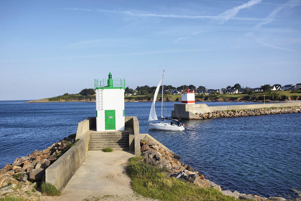 L 39 entr e du port du crouesty tr s bien abrit et accessibl flickr - Salon nautique du crouesty ...