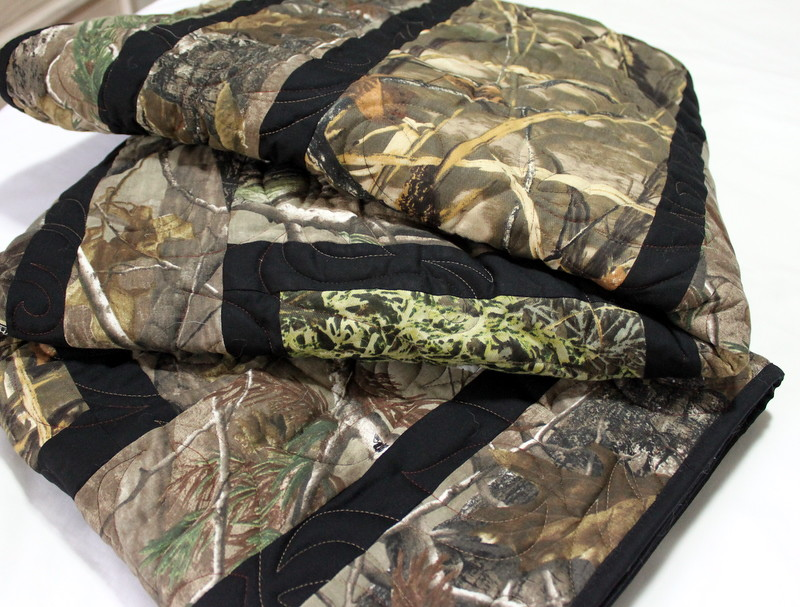 RealTree Camouflage Twin Quilt | Camouflage Twin Bed Quilt w… | Flickr : camouflage quilt - Adamdwight.com