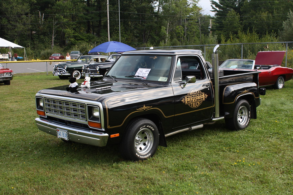 1980 Dodge Warlock Express Utiline Pickup Richard