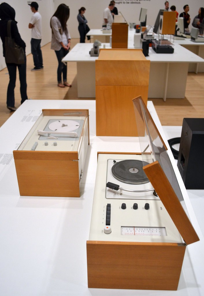 Dieter Rams Braun Sk4 1956 And Sk55 1963 Quot Snow Whit