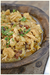 Chicken & Onion Tagine | by kayleighb