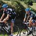 Johan Van Summeren, Christophe Le-Mével - Vuelta a España, stage 19