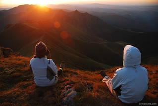 Priceless moment from the Balkan ridge | by .:: Maya ::.