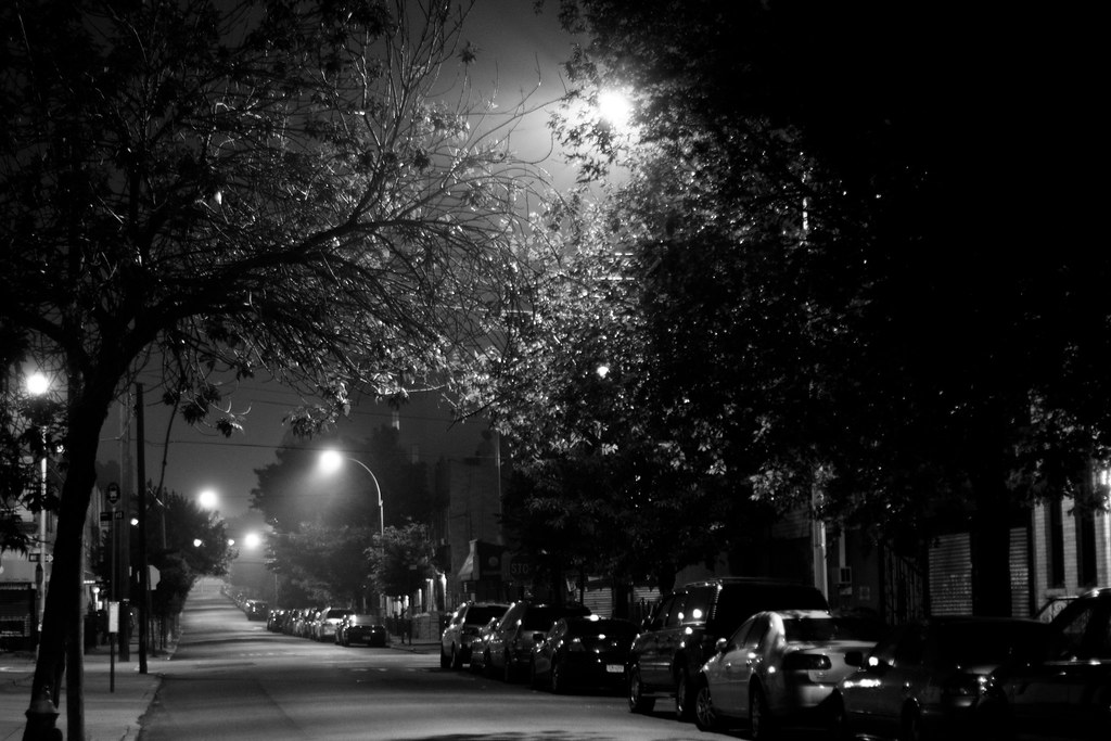 Lonely Ridgewood Stree...