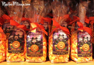 Halloween Time candy corns | by Finding Mickey