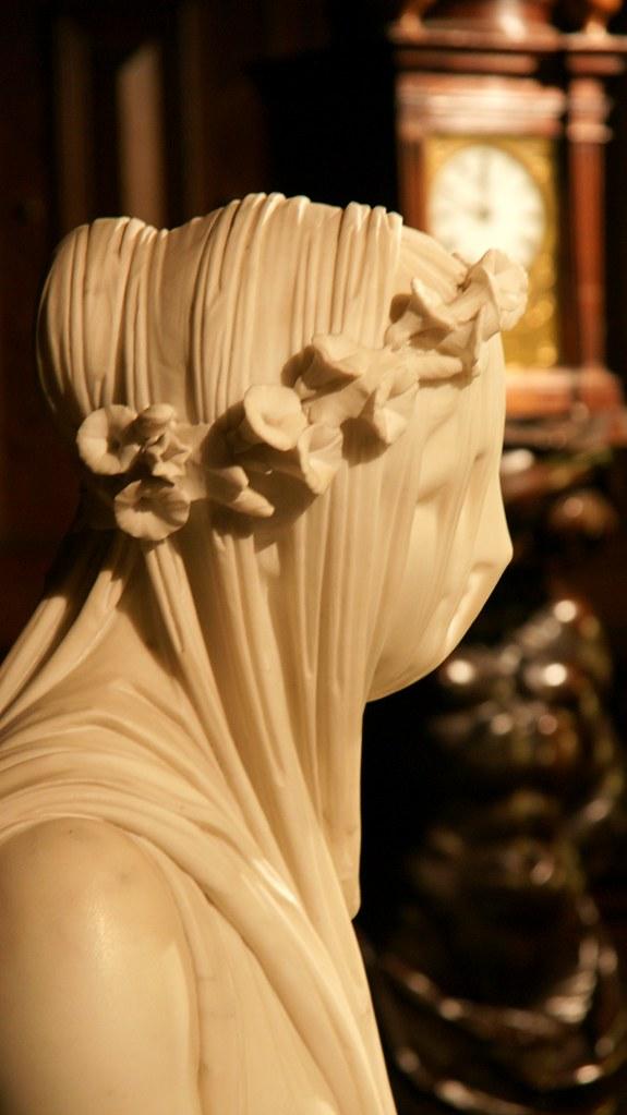 Veiled Vestal By Raffaele Monti Chris Neale Flickr