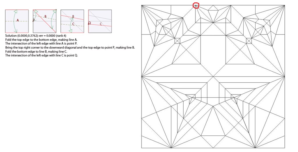 origami tiger satoshi kamiya diagram