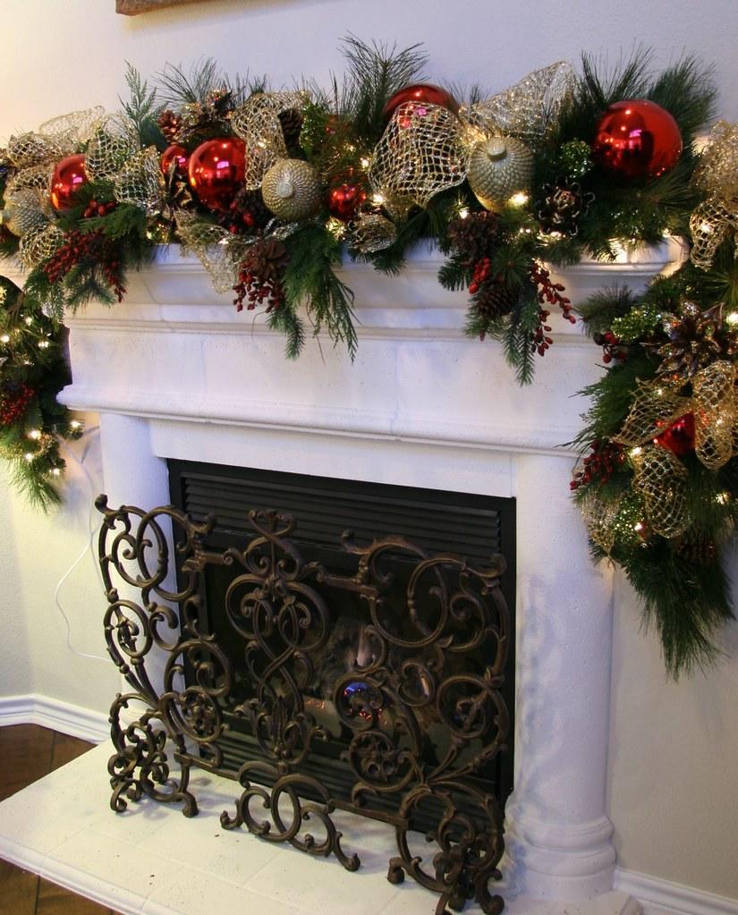 Christmas decorator 2 linda baker flickr - Decoration de noel interieur maison ...