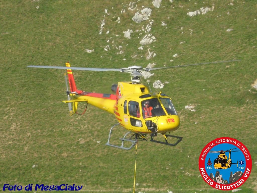 Elicottero B3 : Elicottero ecureuil b massimo fioroni flickr