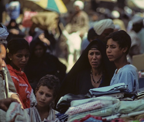 Luxor 1984 street scene (2) | by Yvon from Ottawa